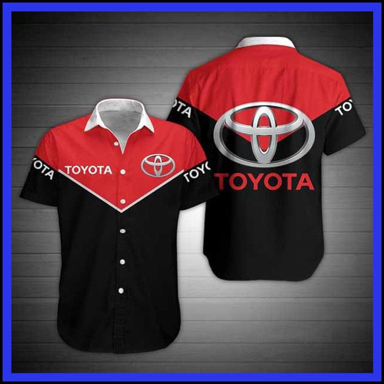 Toyota hawaiian shirt3