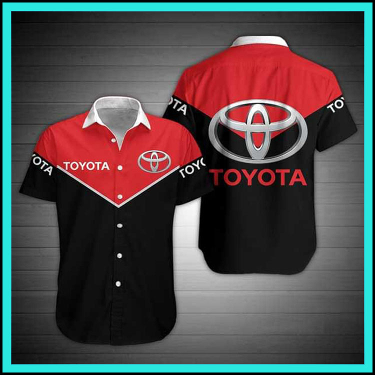 Toyota hawaiian shirt4