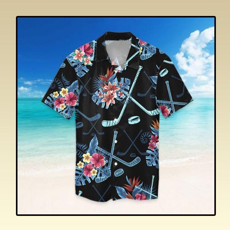 Tropical hockey hawaiian shirt3 1