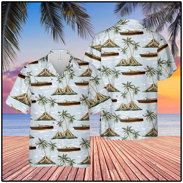 US Chris Craft Boats Hawaiian Shirt And Short1