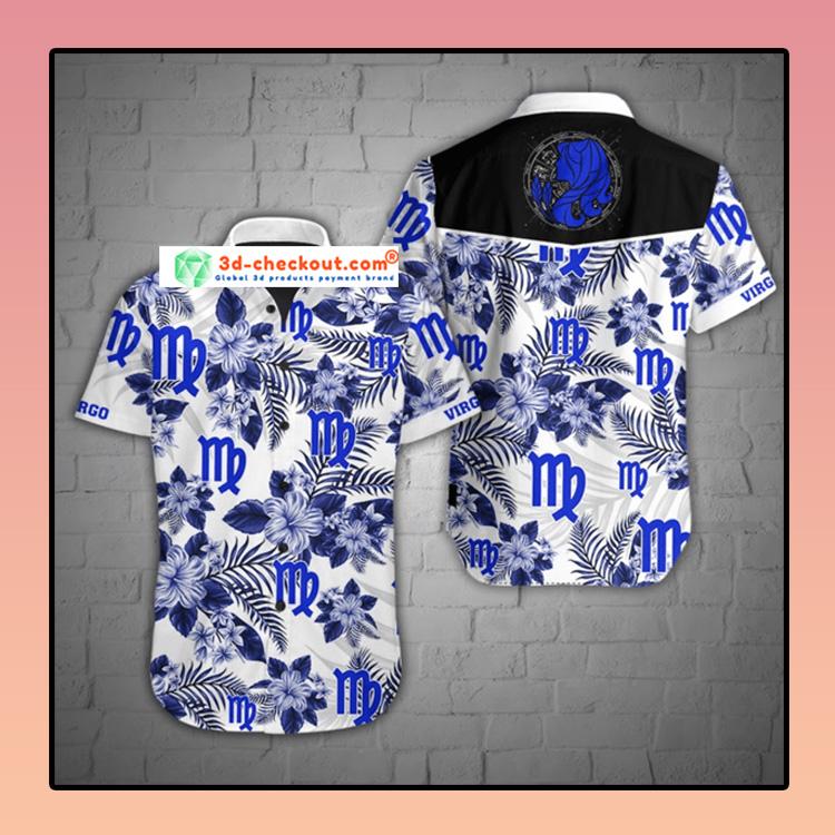 Virgo Hawaiian Shirt2 1