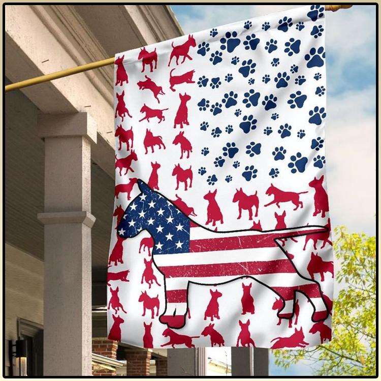 American Bull Lovers Flag1