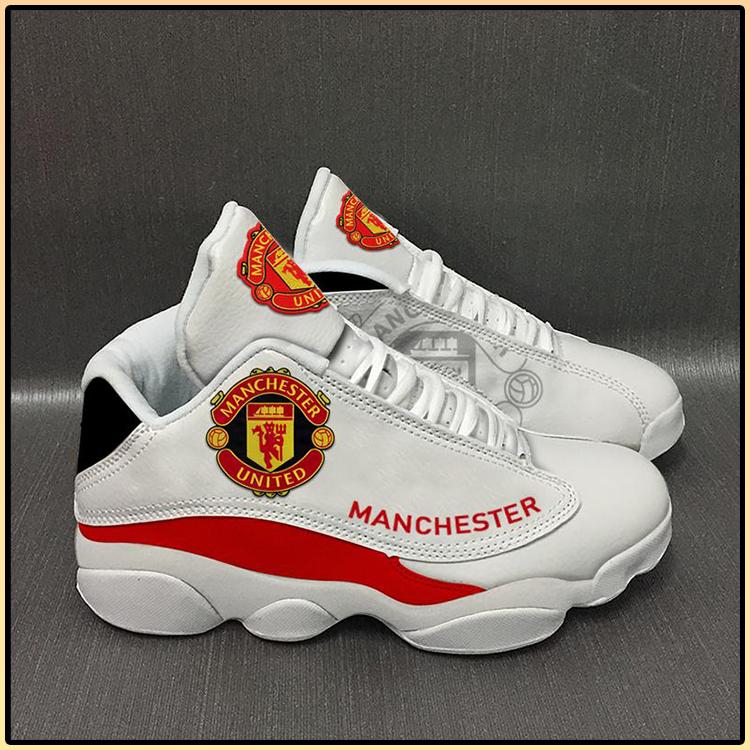 Manchester United Football Air Jordan 13 sneaker2
