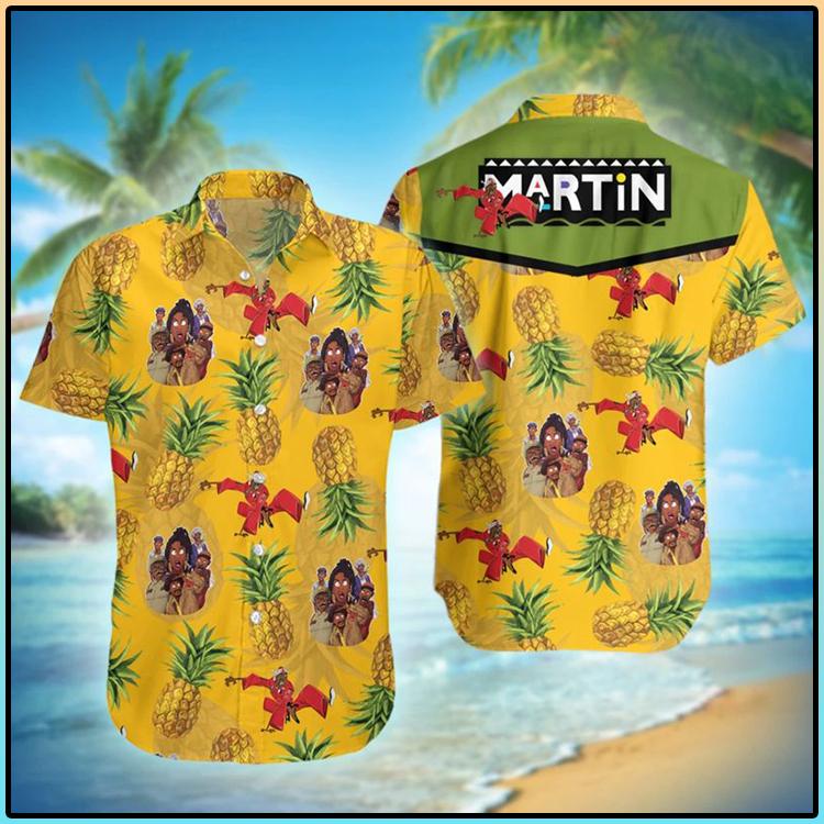 Martin TV Show Hawaiian Shirt2