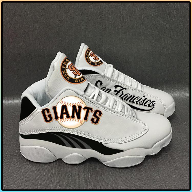 San Francisco Giants Air Jordan 13 sneaker 1