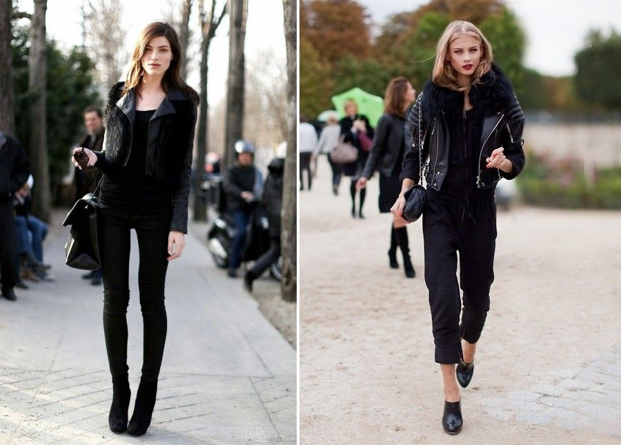 Top Street Style Trends: 14 Unbelievable Rock Chic Looks | Chic clothing  style, Top street style, Rock chic fashion