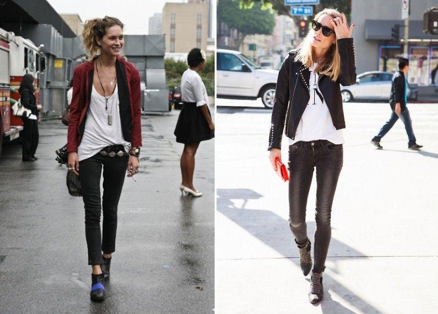 Rock Chic fashion trend | Fashion News
