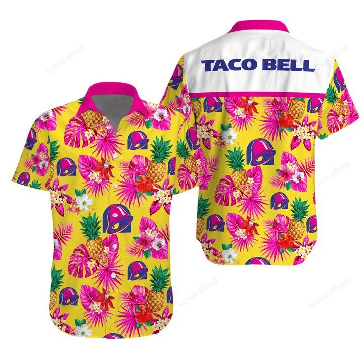 Hawaiian shirt taco and short