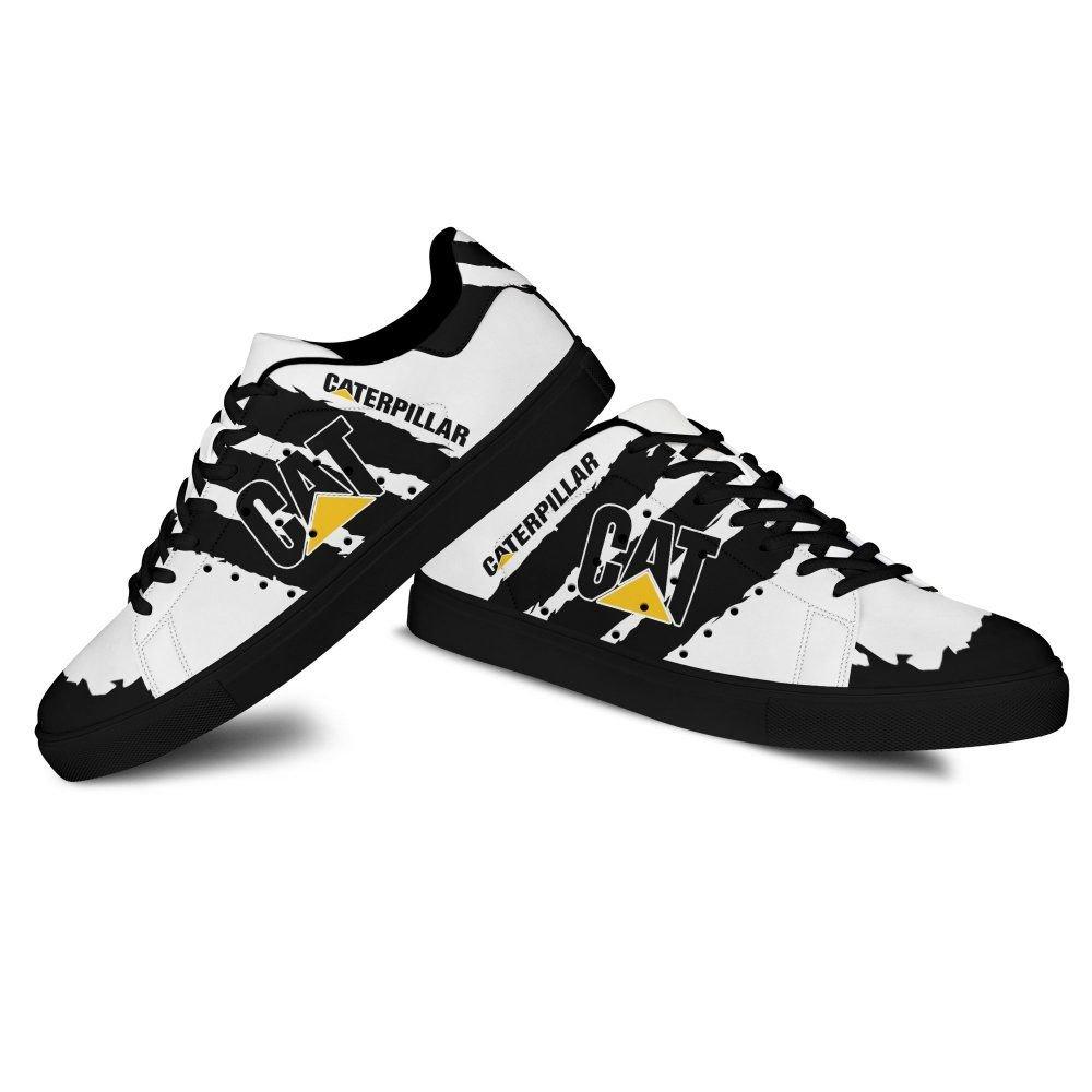 Caterpillar Logo Stan Smith Low Top Shoes6