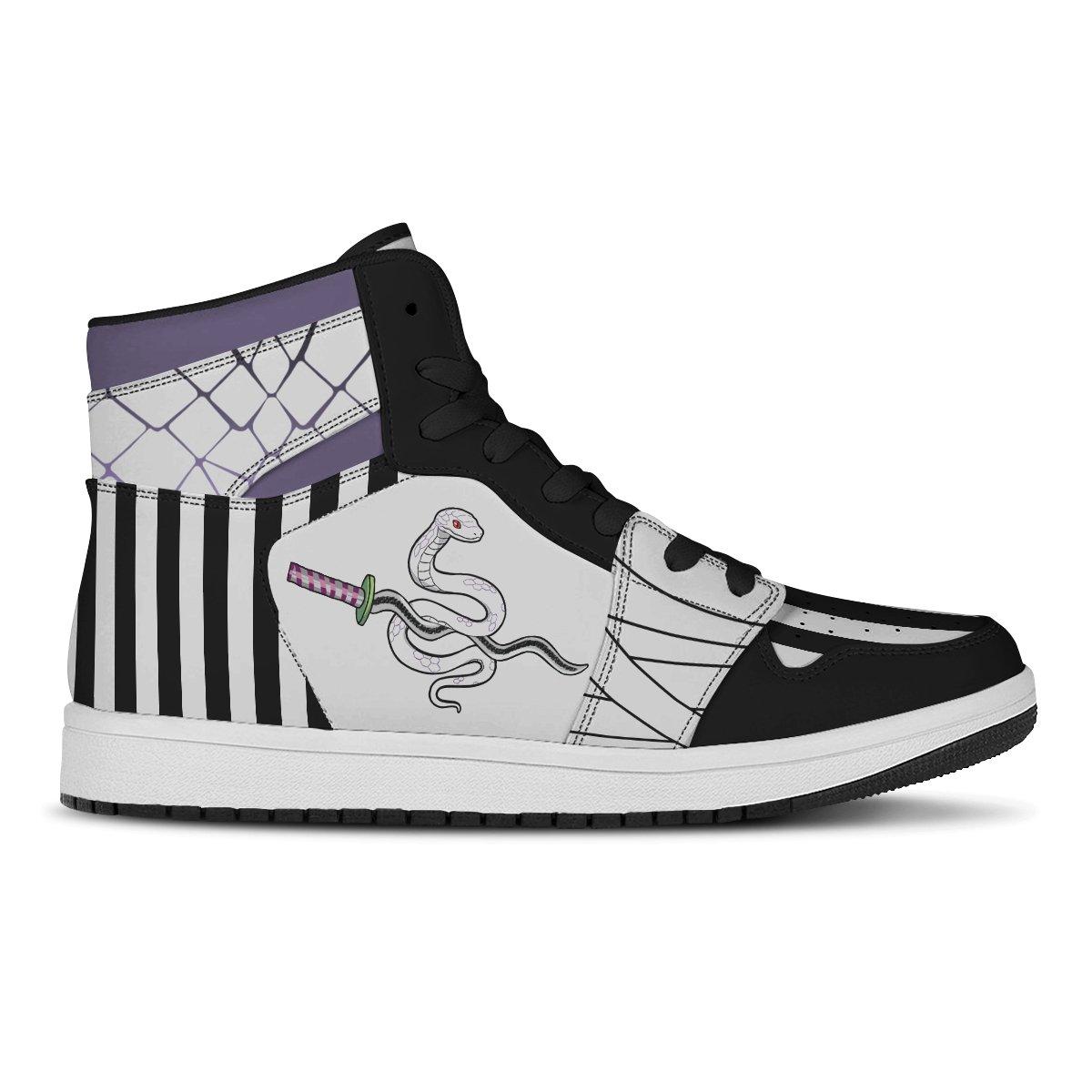 Obanai Serpen air jordan high top shoes1