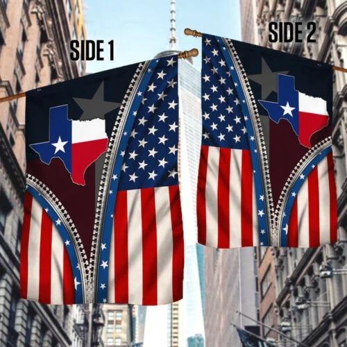 United States American Texas flag 4