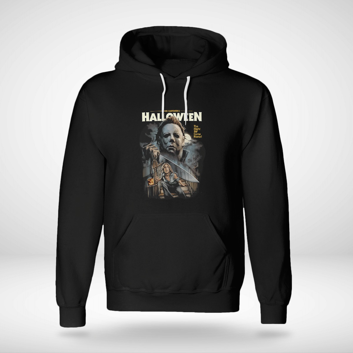 Micheal Myers The Night He Come Home Shirt Hoodie3