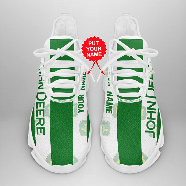 John Deere Logo Custom Name clunky max soul shoes1