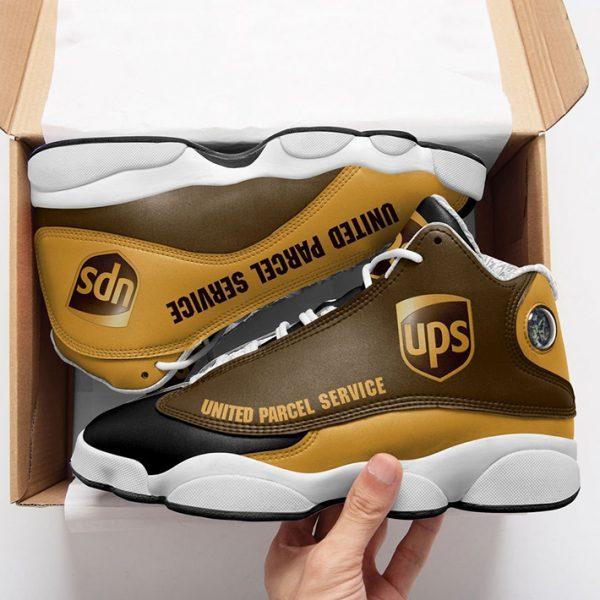 United Parcel Service Air Jordan 13 Shoes