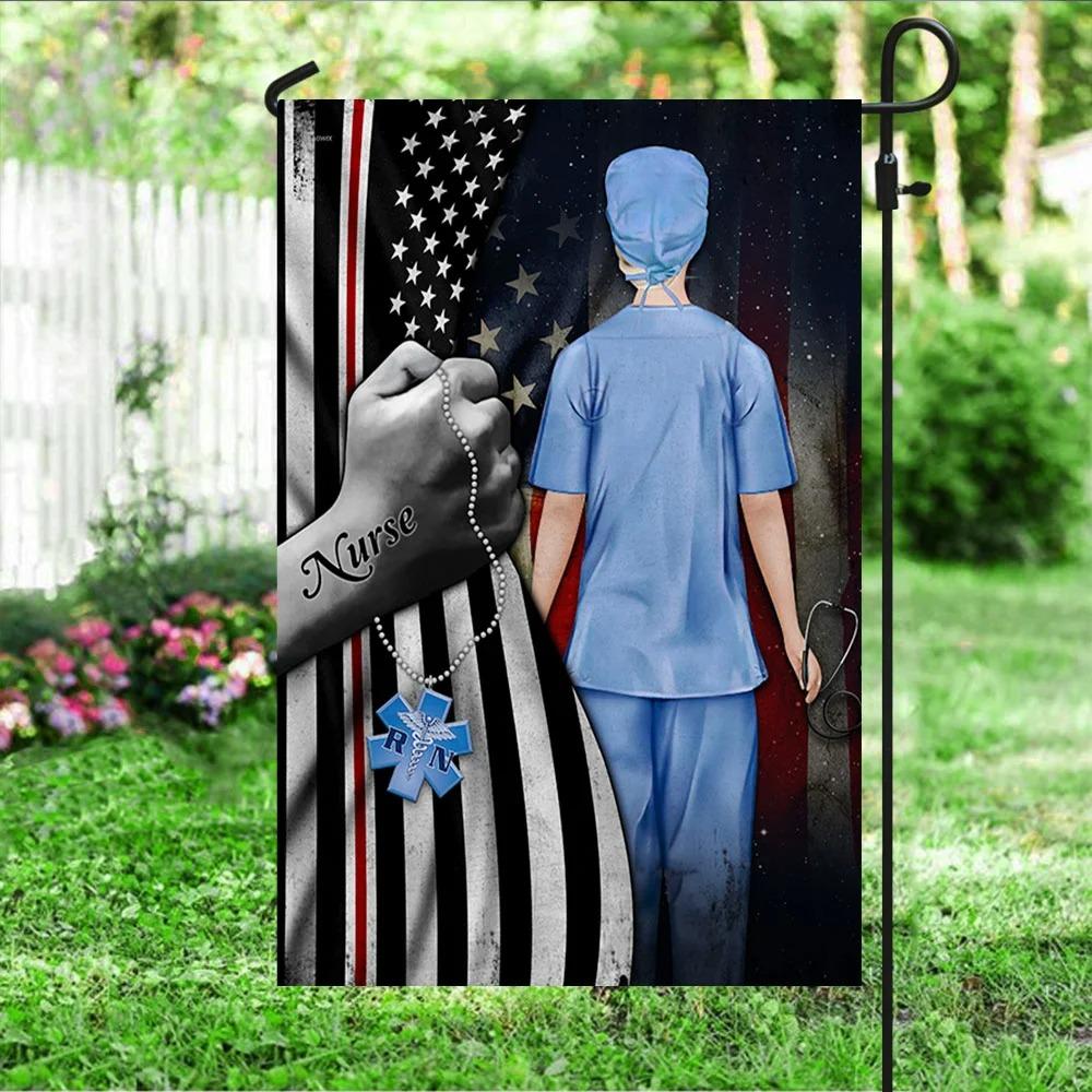 American Nurse Flag 3