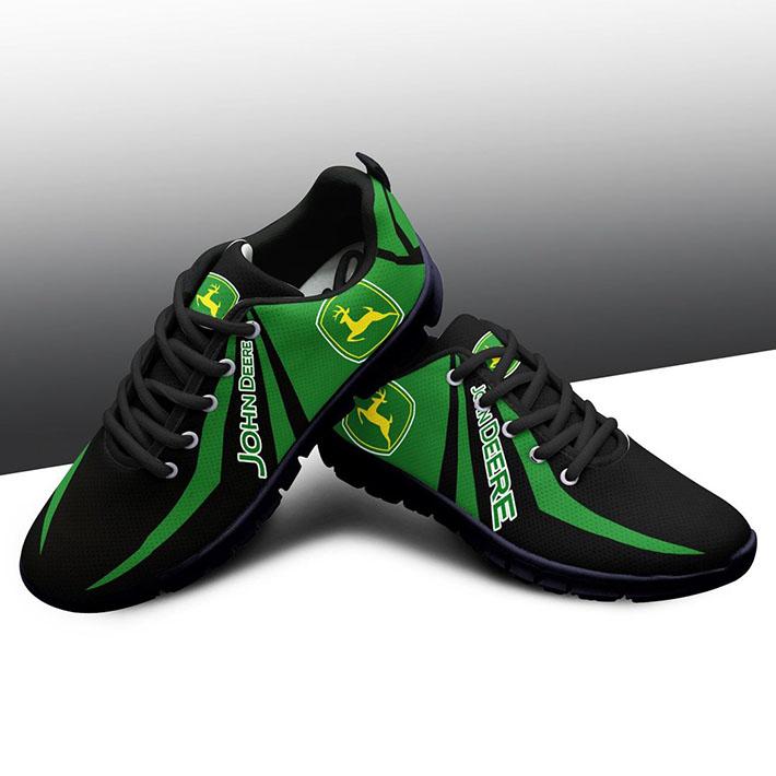 John Deere Logo Sneaker shoes5